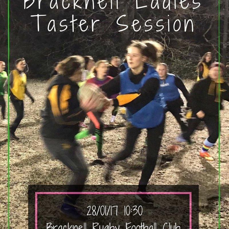 Ladies Rugby taster session