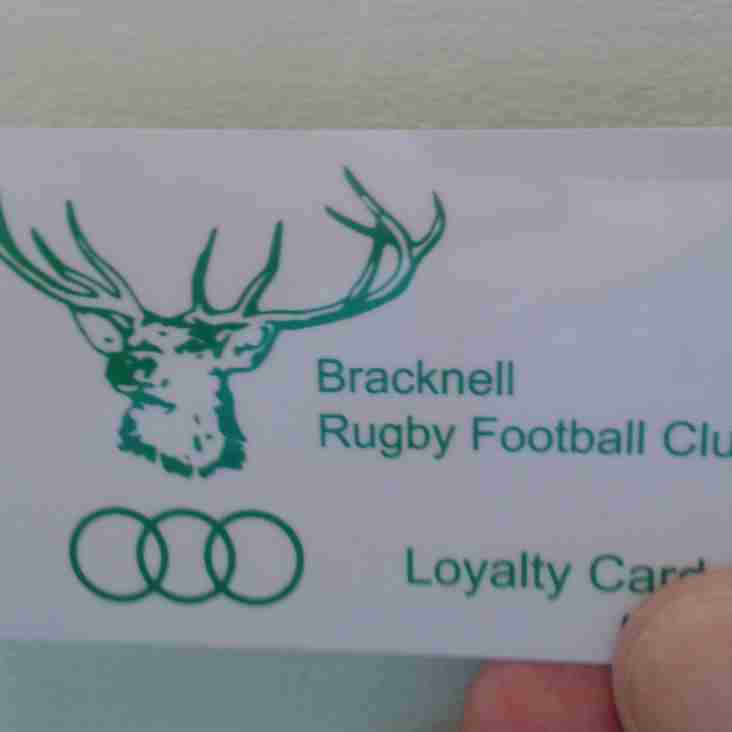 BRFC membership 2018/19 (renewed by 30th June)