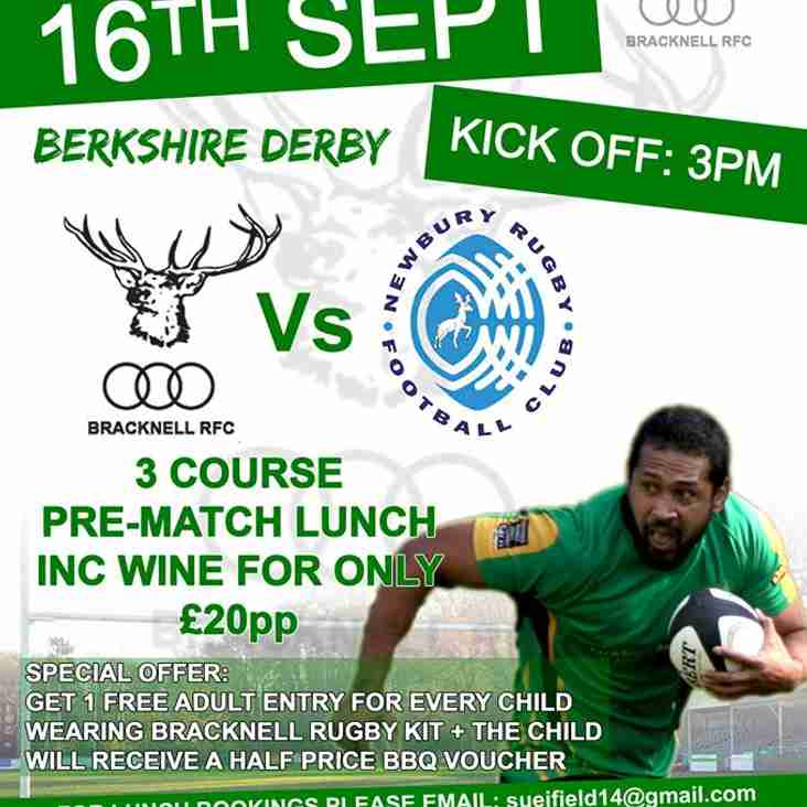 Berkshire Derby Preview