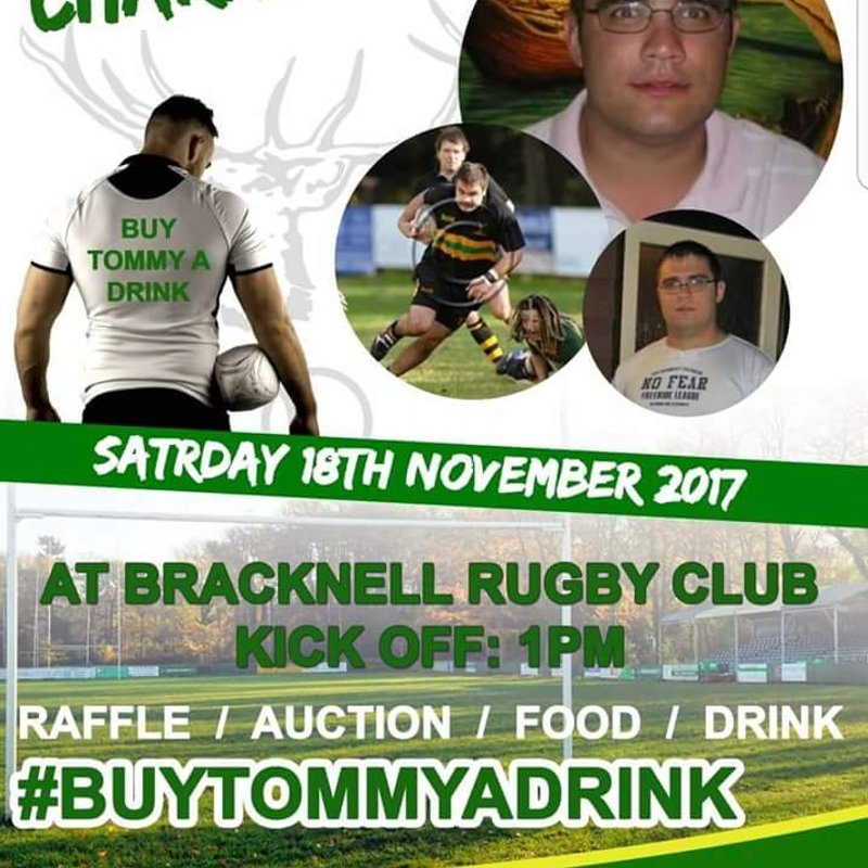 Charity Game for Tom