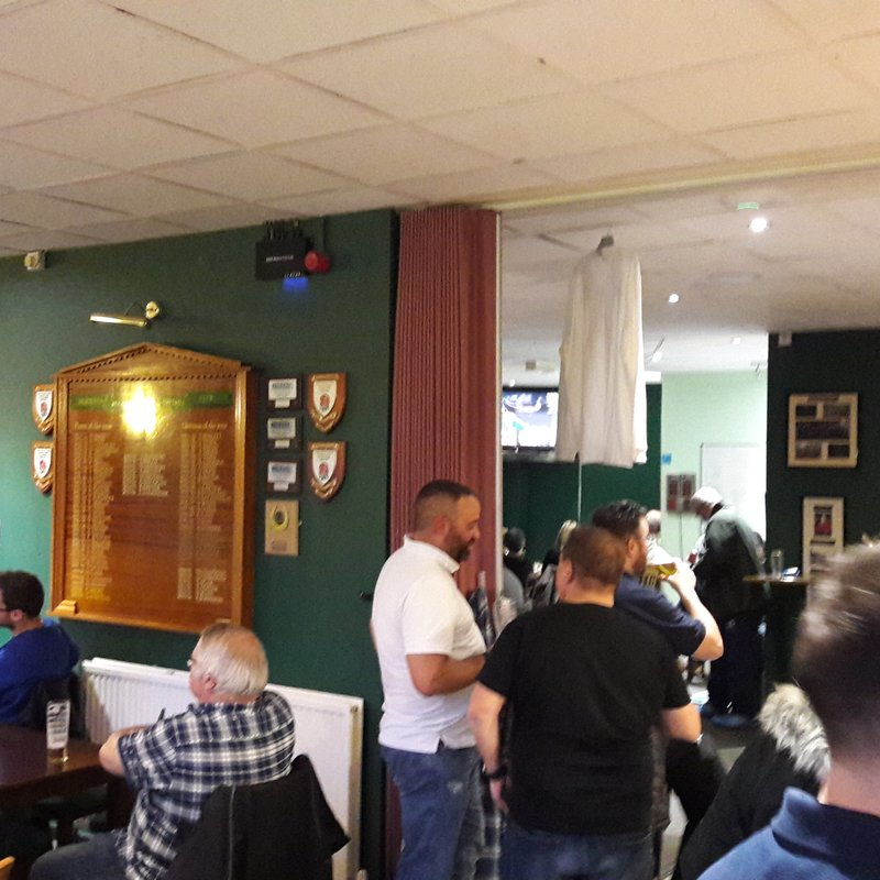 Upcoming social events at BRFC