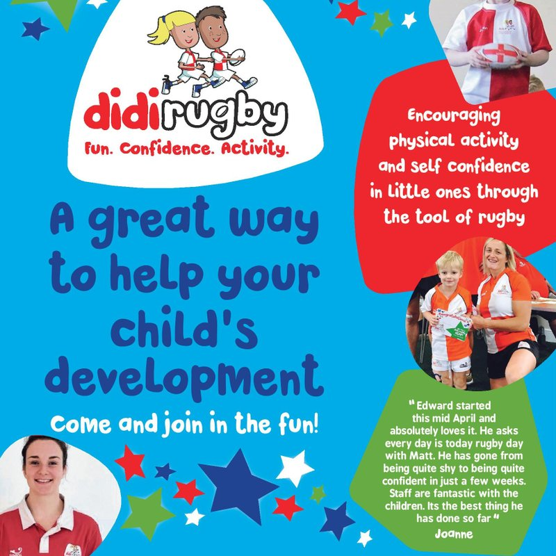 FREE DidiRugby Taster Session