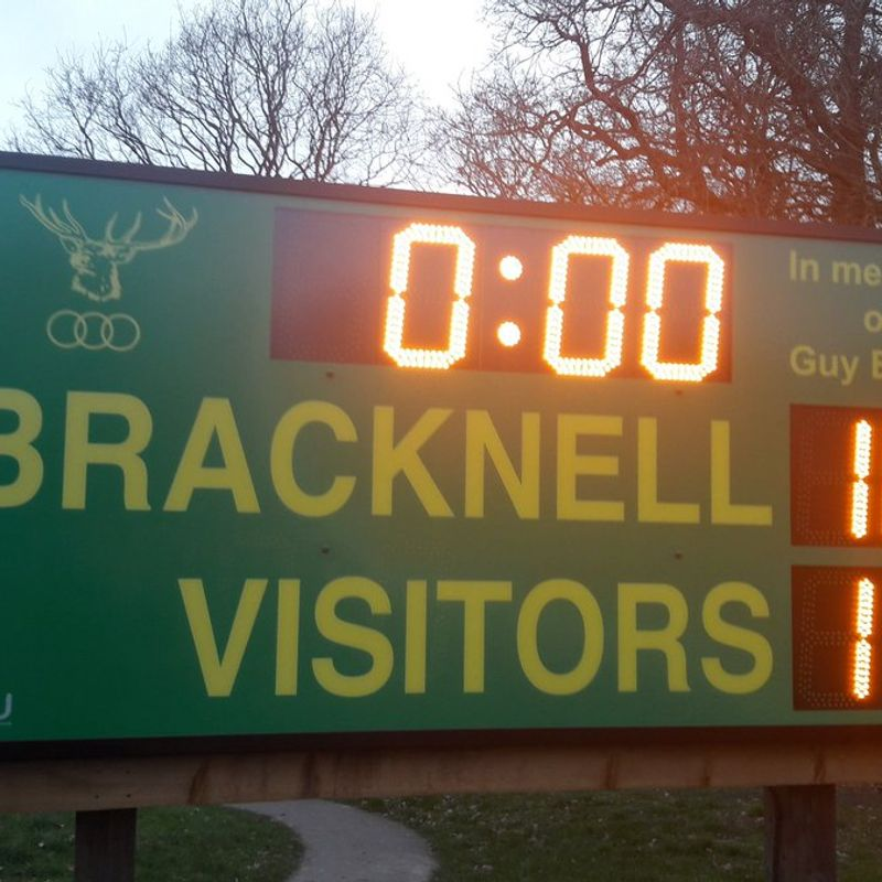 Disappointing day for 1XV