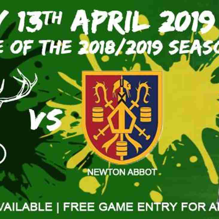 Final 1XV game & One Club Pre Match Lunch