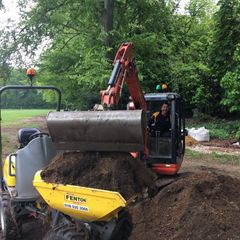 Ground Improvements - Scrum area