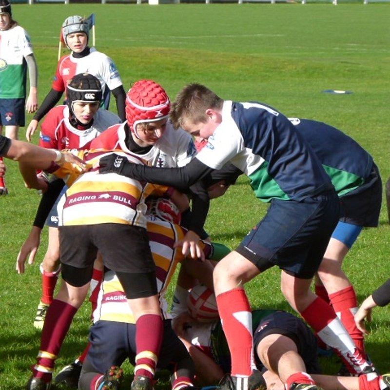 Hull Ionians U13's vs Sandal