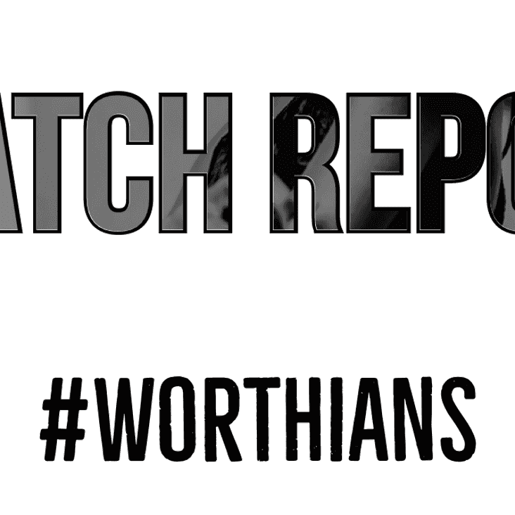 Home loss for the Worthians