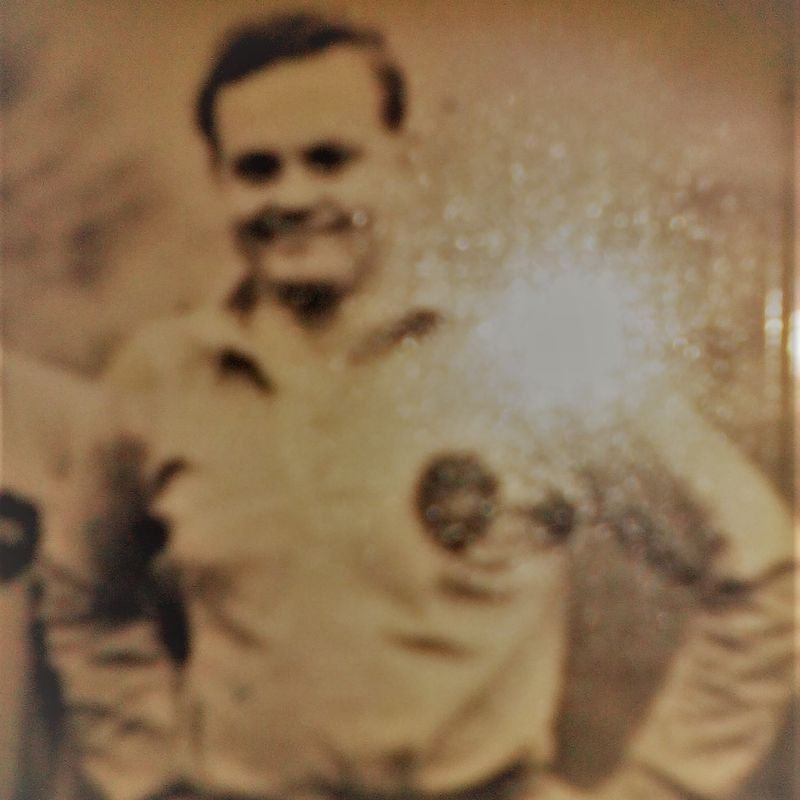 Roland Martindale 1924-2017