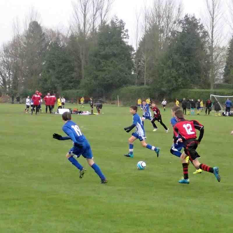 Hereford (Away)