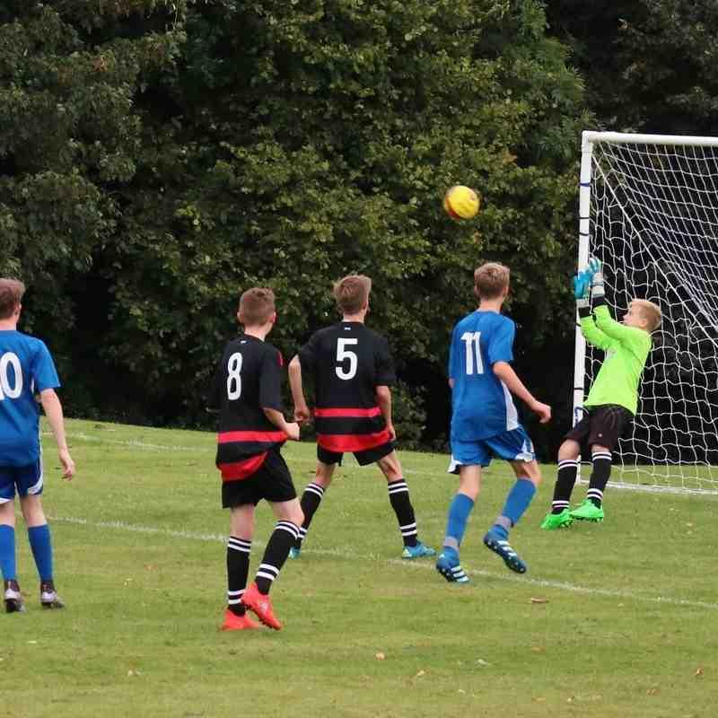 Under 14s - QPR (Away)