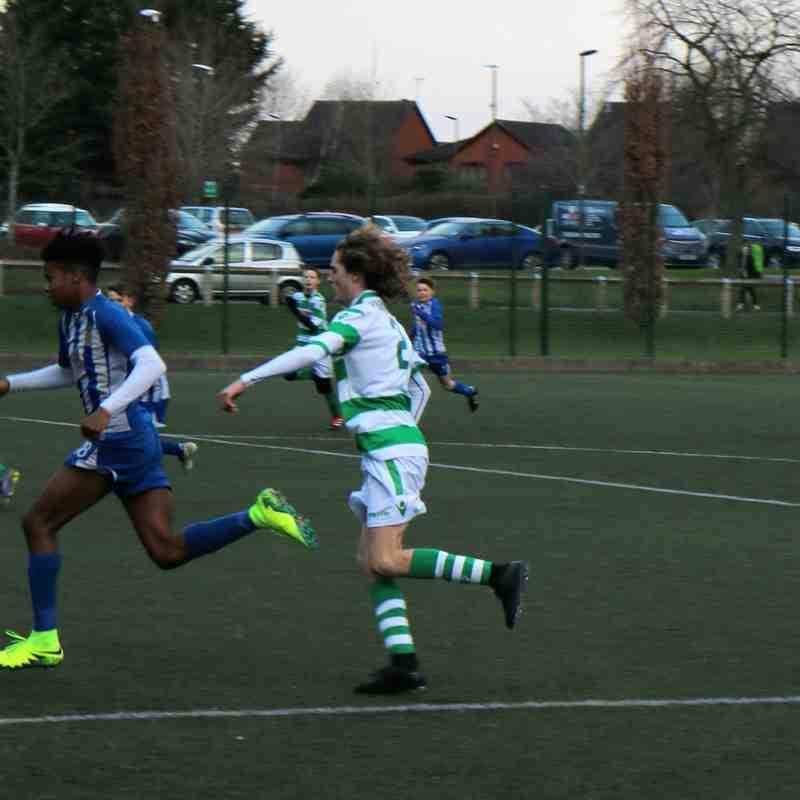 Cookley - Semi Final