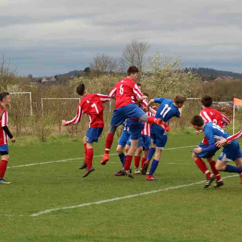 St. Georges Cup Semi-Final