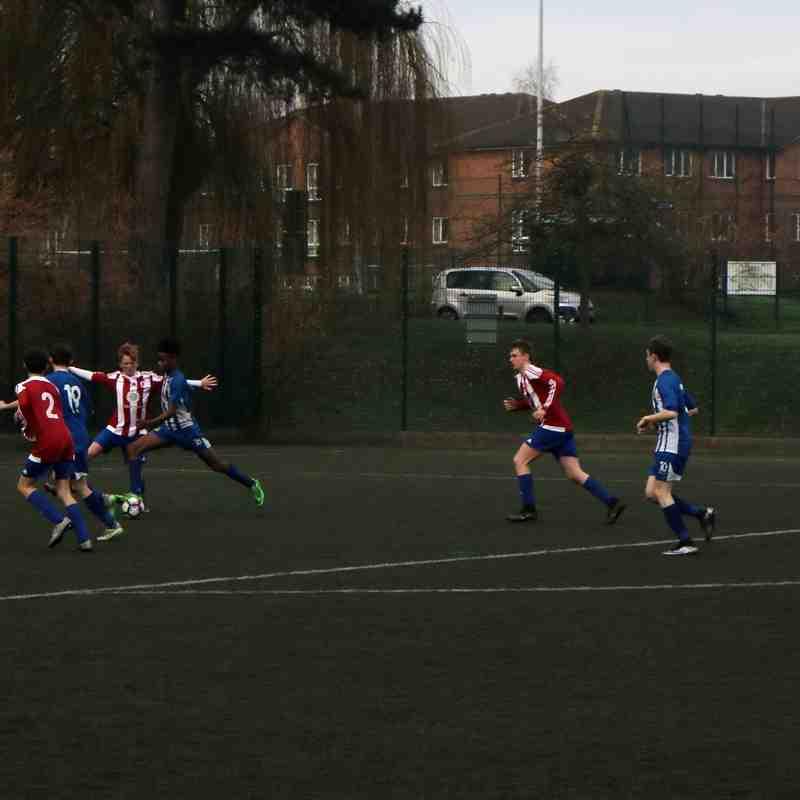 Bromsgrove - County Cup