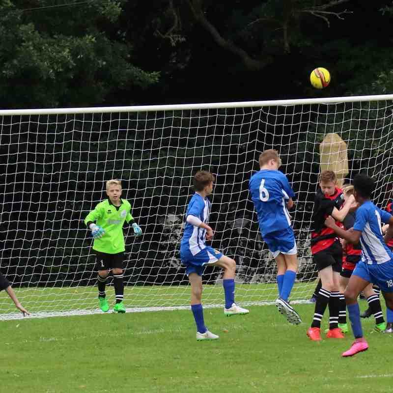 Henley Park Rangers - Away
