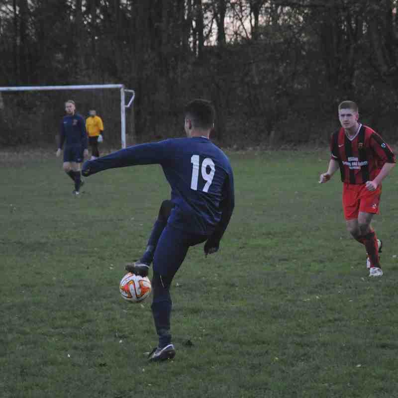 Doncaster Town FC v Denaby Utd Academy FC - 21st November 2015