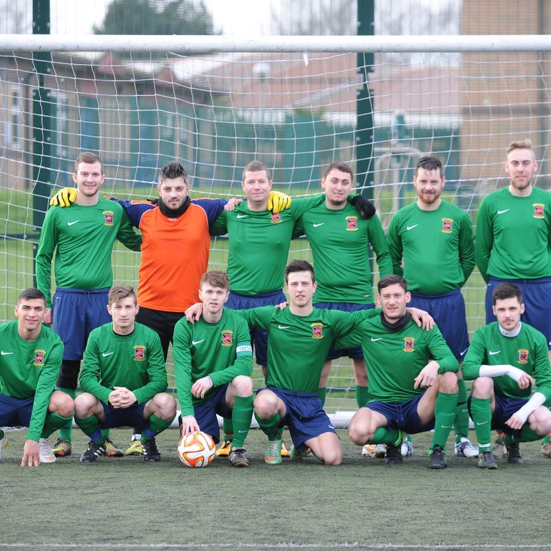 Doncaster Town FC lose to Bawtry 4 - 3