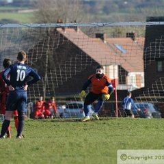 Doncaster Town FC v Denaby United Academy FC - 30th January 2016