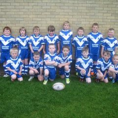 EASTS UNDER 8'S