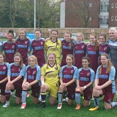 Milton United Ladies beat Stanford In The Vale Women 12 - 0