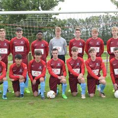 Milton United Under 19's beat Easington Sports U19's 2 - 4