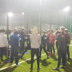 U19's all set for big cup weekend