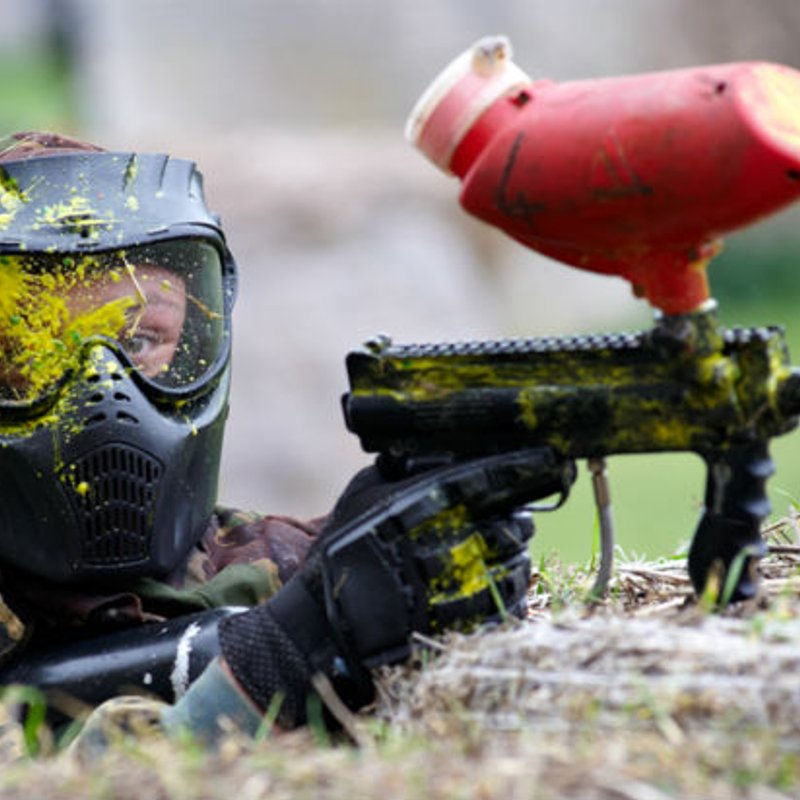 Junior Section Paintballing Event 2017