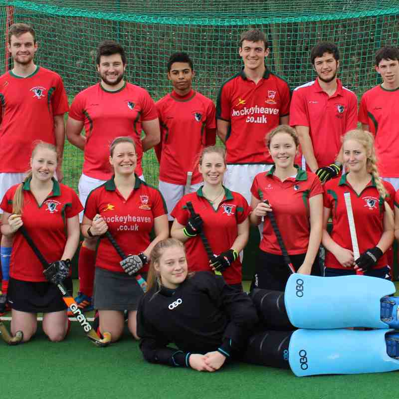 First Outing for Bromsgrove Mixed X1