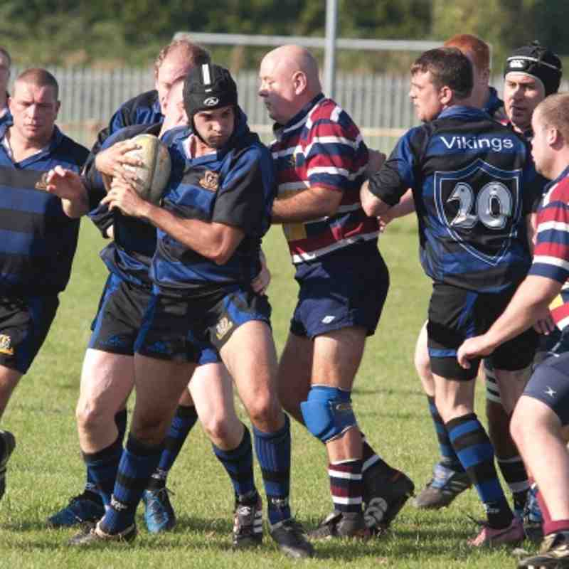 Dings Warriors v Old Bristolians 111001