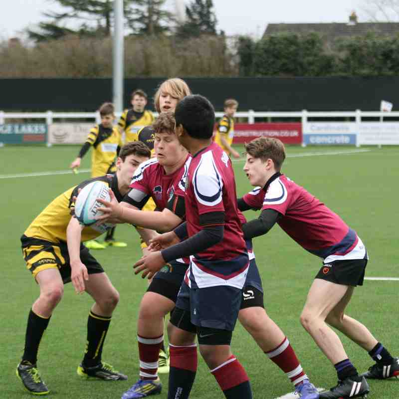 Shelford vs RBW Day 1