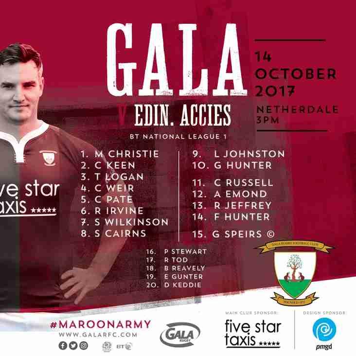 GALA aim to Win 7/7