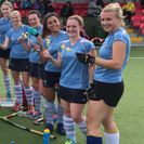 Ladies 1s rise to glory on the Olympic pitch