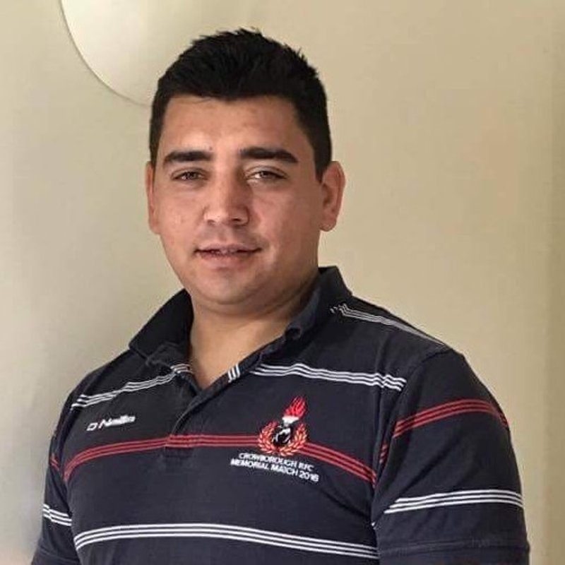 New CRFC Club Captain Appointed