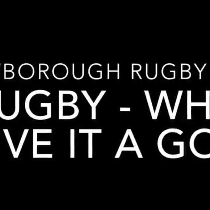 Mini Rugby Thriving at Crowborough RFC