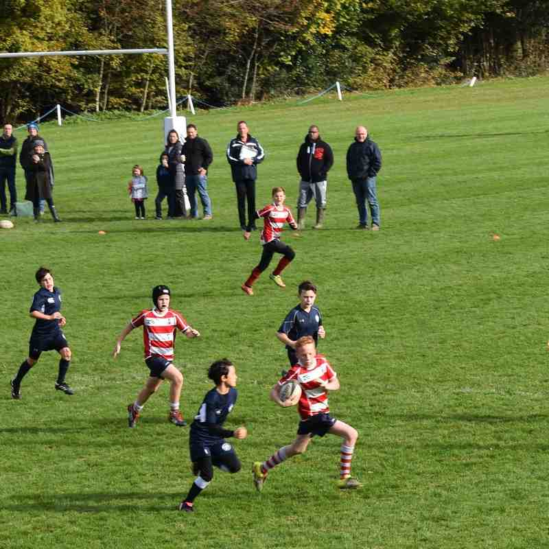 CRFC U12s vs East Grinstead U12s (Oct 17)