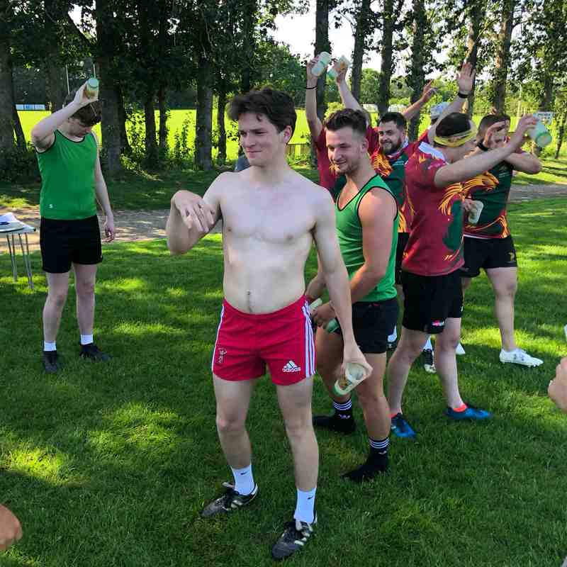 Norwich RFC visit / Touch Rugby weekend