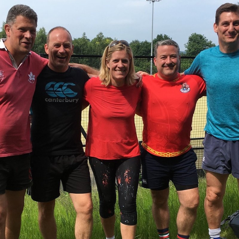 CRFC leading the way in Coaching