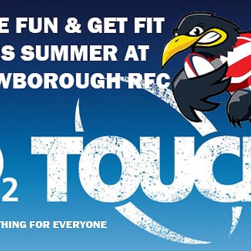 Twighlight Touch Rugby (Youth)