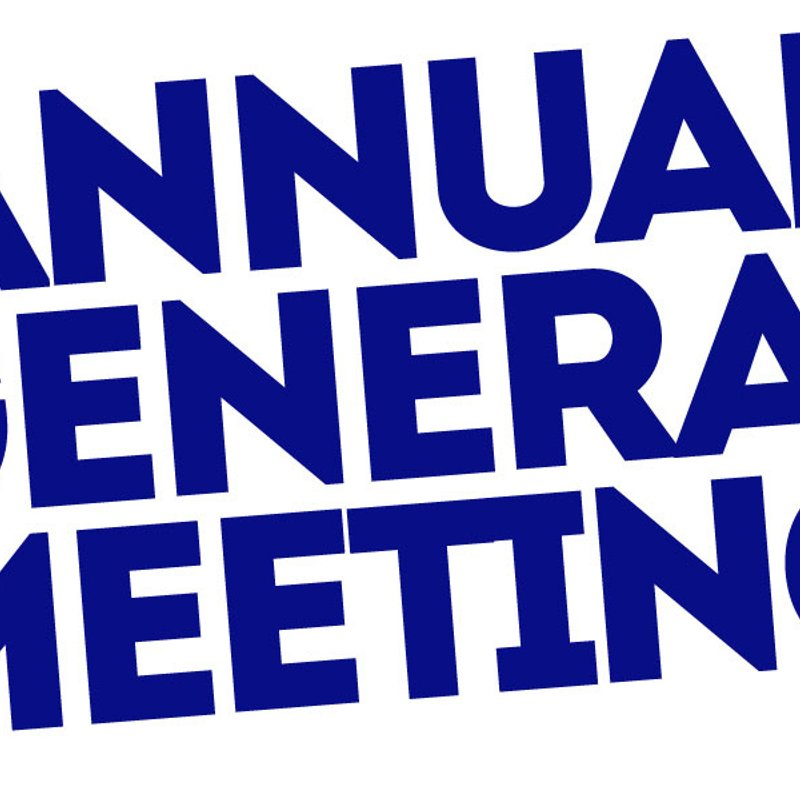 CRFC AGM  - Friday 28th June 2019