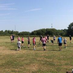 Summer Coaching Development
