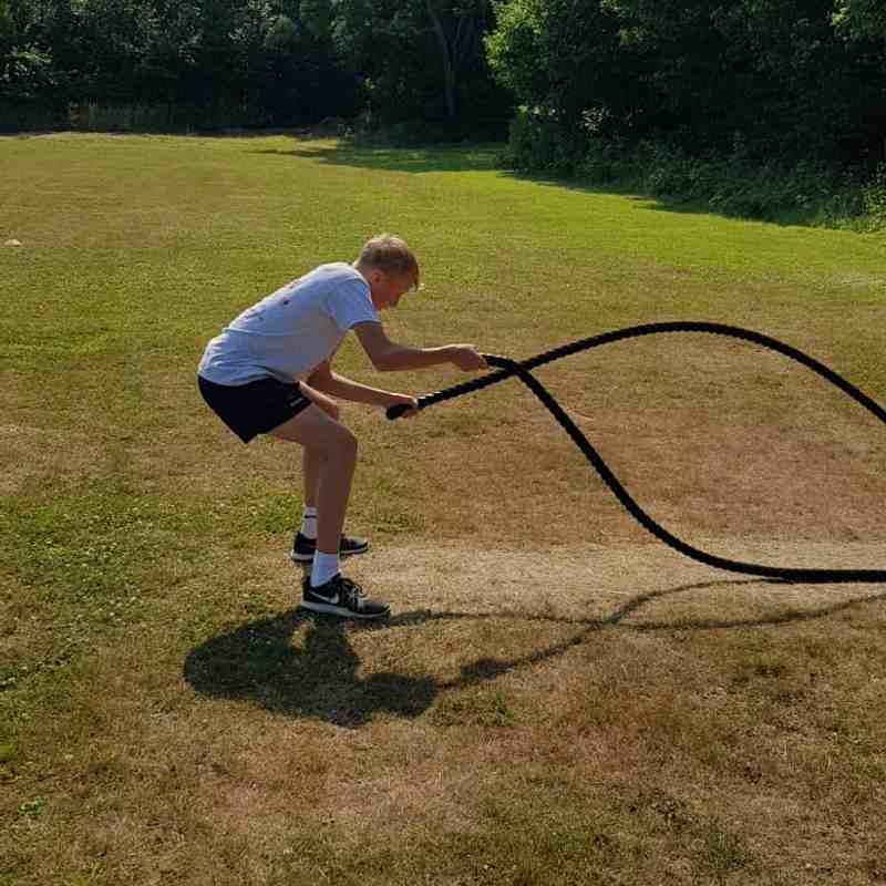 Youth Summer Fitness Sessions