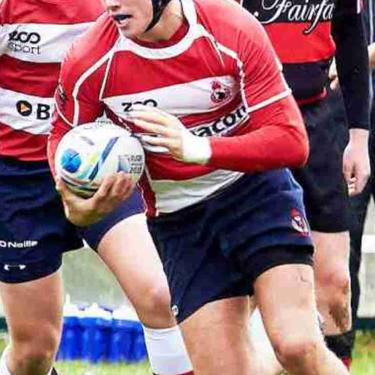 Rising Rugby Star at the Club