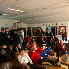 6 Nations Rugby at the Club (England v Ireland 2019)