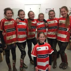 CRFC U13 & U15 girls XRugby 7s tournament 10.3.19