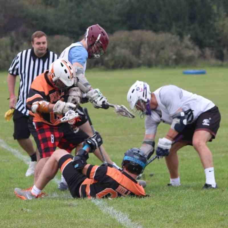Hull vs. Loughborough (03/10/15)