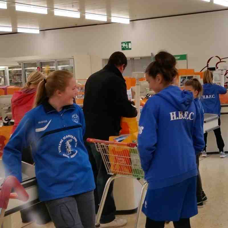 Charity Bag Packing March 2015