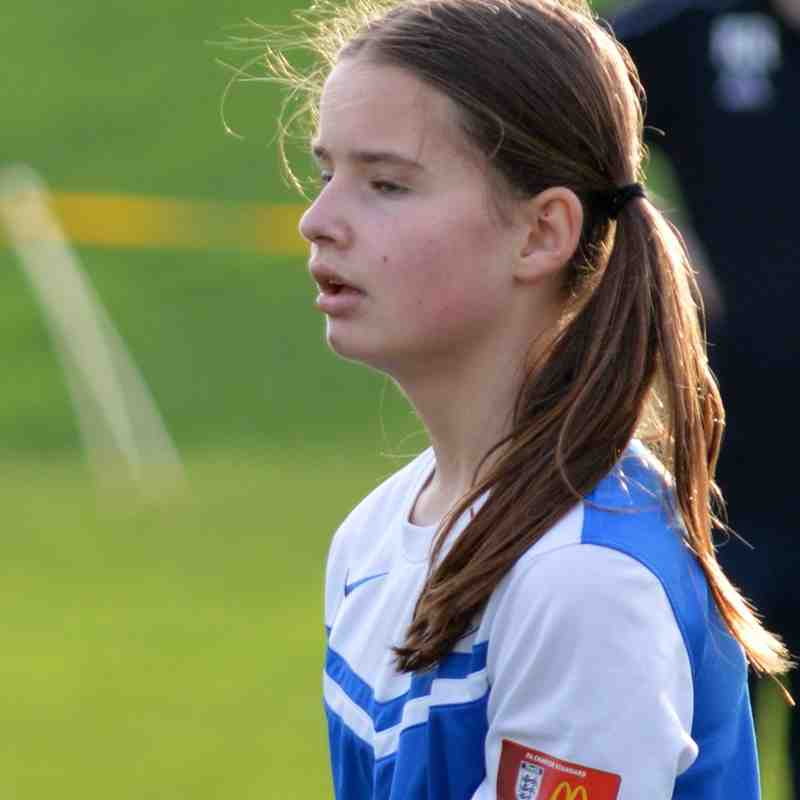 Hitchin Belles Under 11`s v Chorleywood