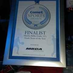 The Comet Sports Awards 2015
