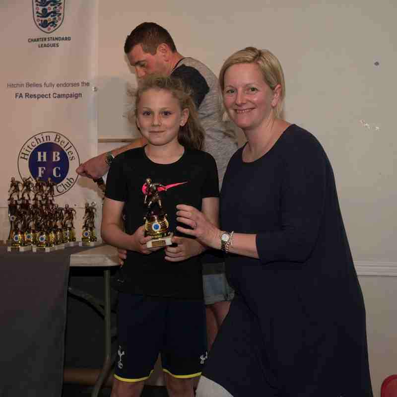 Hitchin Belles Presentation Evening 2016