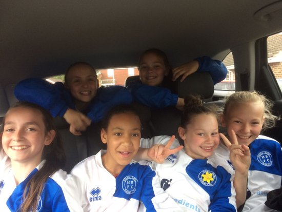 Hitchin Belles Trip To Wembley 13th May 2017