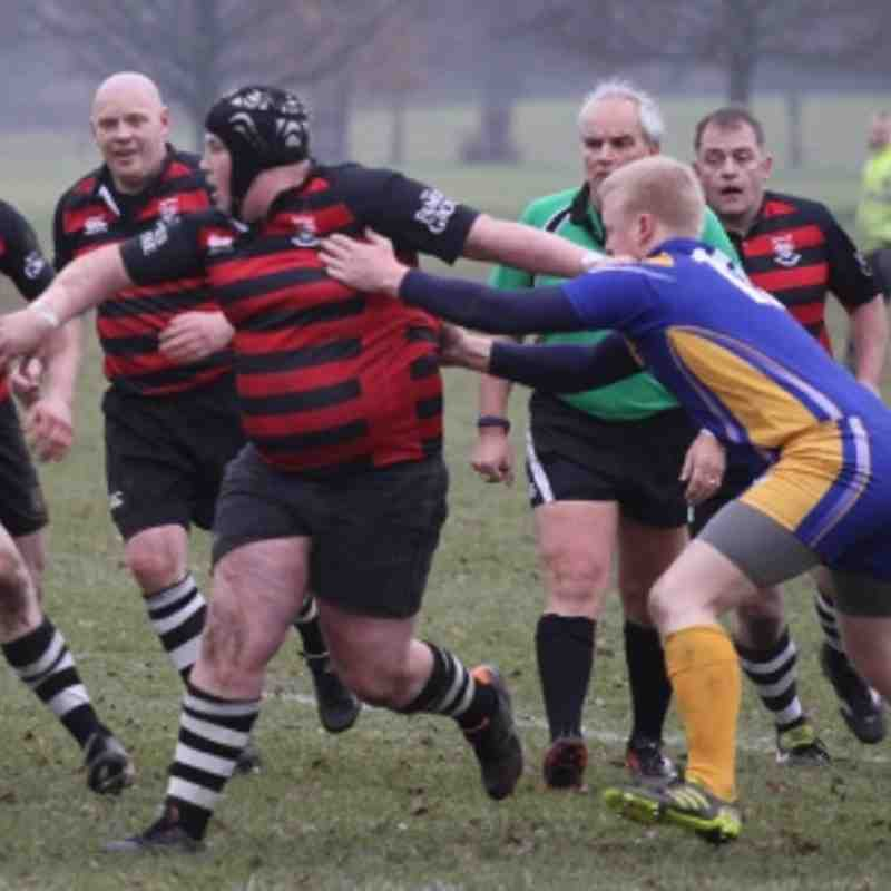 Perthshire 2XV vs Stobswell RFC
